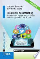 Tecniche di web marketing  E commerce digitale e social media  tutte le opportunit   per le Pmi