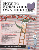 How to Form Your Own Ohio LLC  limited Liability Company  Before the Ink Dries