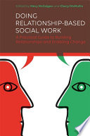 Doing Relationship Based Social Work