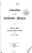 Lebensbilder aus dem Geschlechte Maltzan von Friedrich von Maltzan [et al.]