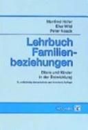 Lehrbuch Familienbeziehungen