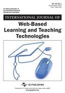International Journal of Web-Based Learning and Teaching Technologies (IJWLTT).