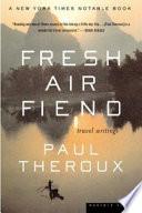 Fresh Air Fiend book