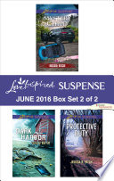 Harlequin Love Inspired Suspense June 2016   Box Set 2 of 2