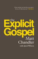 download ebook the explicit gospel pdf epub