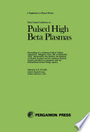 Pulsed High Beta Plasmas Third Topical Conference On High Beta Plasmas