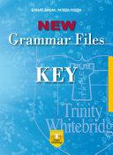 New Grammar Files. Key
