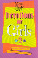 The One Year Book of Devotions for Girls