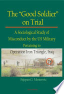 The Good Soldier On Trial book