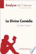 illustration La Divine Comédie de Dante Alighieri (Analyse de l'oeuvre)