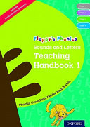 Oxford Reading Tree  Floppy s Phonics  Sounds and Letters  Handbook 1  Reception
