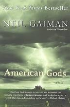 American Gods by Neil Gaiman book cover
