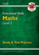 Functional Skills Maths Level 2   Study   Test Practice