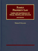 Family Property Law