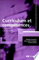 illustration Curriculum et compétences