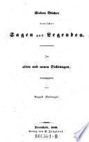Sieben Bücher deutscher Sagen und Legenden