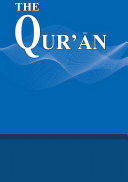The Qur'an  : English meanings and notes