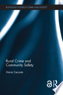 Rural Crime and Community Safety
