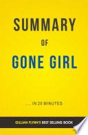 download ebook gone girl: by gillian flynn | summary & analysis pdf epub