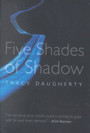 Five Shades of Shadow Story Writer Takes Readers Into The