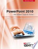 PowerPoint 2010 kurz und b  ndig  Ausgew  hlte Tipps und Tricks