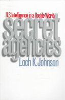 Secret Agencies The Aftermath Of The Cold War Including