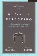 Notes on Directing