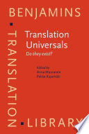Translation Universals