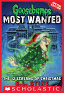 download ebook the 12 screams of christmas (goosebumps most wanted special edition #2) pdf epub