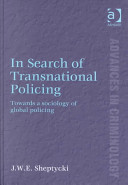 In Search of Transnational Policing