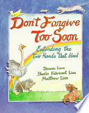 Don t Forgive Too Soon