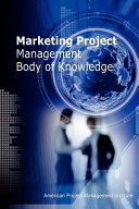 Marketing Project Management Body of Knowledge