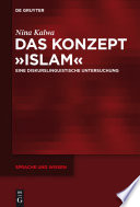 Das Konzept »Islam«