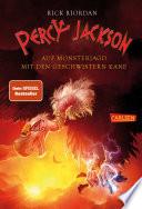 Percy Jackson   Auf Monsterjagd mit den Geschwistern Kane  Percy Jackson