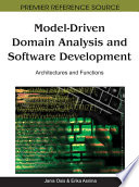 Model Driven Domain Analysis and Software Development  Architectures and Functions