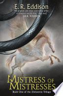 Mistress of Mistresses  Zimiamvia  Book 1