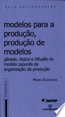 Modelos Para A Produo Produo De Modelos