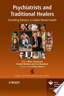 Psychiatrists and Traditional Healers In Defining And Understanding The Contribution