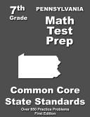 Pennsylvania 7th Grade Math Test Prep
