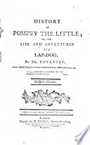 History Of Pompey The Little book