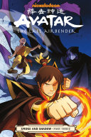 Avatar: The Last Airbender- Smoke and Shadow Part Three Book