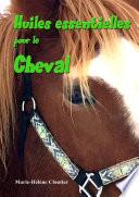 illustration Huiles essentielles pour le cheval