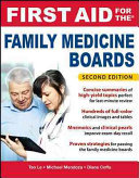 First Aid for the Family Medicine Boards  Second Edition
