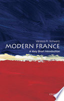 Modern France  A Very Short Introduction