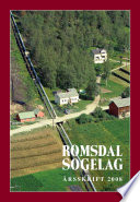 Romsdal Sogelag Årsskrift 2008