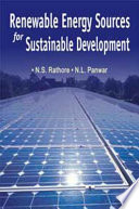 Renewable Energy Sources For Sustainable Development book