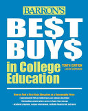 Barron s Best Buys in College Education