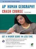download ebook ap human geography crash course pdf epub