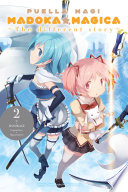 Puella Magi Madoka Magica: The Different Story : efforts to rid the city of witches....