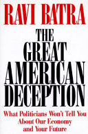The Great American Deception